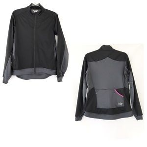 Arc'teryx Windstopper Zip Jacket Run Cycle